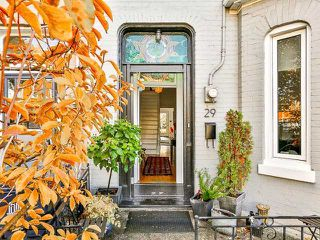 Photo 2: 29 Alma Avenue in Toronto: Little Portugal House (2-Storey) for sale (Toronto C01)  : MLS®# C4297466