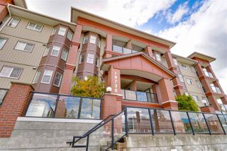 "Main Photo: 212 19730 56 Avenue in Langley: Langley City Condo for sale in ""Madison Place"" : MLS®# R2324309"