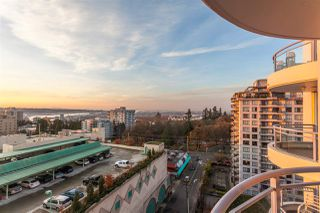 "Photo 17: 1205 739 PRINCESS Street in New Westminster: Uptown NW Condo for sale in ""BERKLEY PLACE"" : MLS®# R2324794"