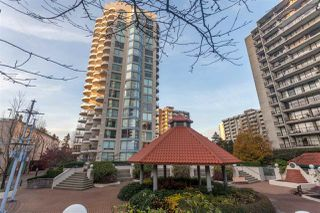 "Photo 1: 1205 739 PRINCESS Street in New Westminster: Uptown NW Condo for sale in ""BERKLEY PLACE"" : MLS®# R2324794"