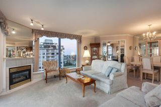"Photo 5: 1205 739 PRINCESS Street in New Westminster: Uptown NW Condo for sale in ""BERKLEY PLACE"" : MLS®# R2324794"
