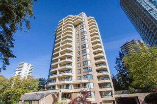 "Photo 2: 705 5790 PATTERSON Avenue in Burnaby: Metrotown Condo for sale in ""THE REGENT"" (Burnaby South)  : MLS®# R2330523"