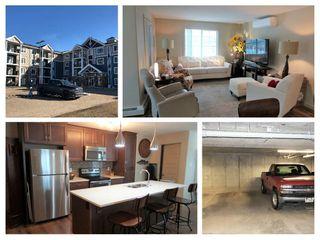 Photo 1: 122 4008 SAVARYN Drive in Edmonton: Zone 53 Condo for sale : MLS®# E4147837