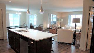 Photo 3: 122 4008 SAVARYN Drive in Edmonton: Zone 53 Condo for sale : MLS®# E4147837