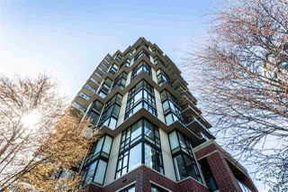 "Main Photo: 602 11 E ROYAL Avenue in New Westminster: Fraserview NW Condo for sale in ""VICTORIA HILL"" : MLS®# R2353867"