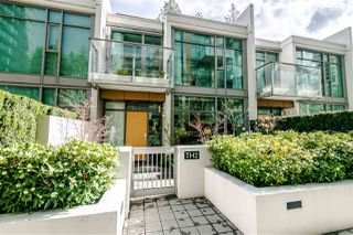 "Main Photo: TH2 5782 BERTON Avenue in Vancouver: University VW Townhouse for sale in ""SAGE"" (Vancouver West)  : MLS®# R2355825"