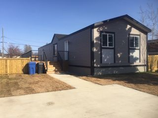 Main Photo: 8619 77 Street in Fort St. John: Fort St. John - City SE Manufactured Home for sale (Fort St. John (Zone 60))  : MLS®# R2361754