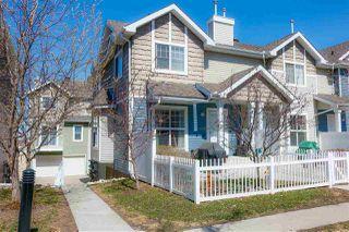 Main Photo: 106 2051 TOWNE CENTRE Boulevard in Edmonton: Zone 14 Townhouse for sale : MLS®# E4153661