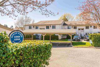 "Photo 1: 9 12928 17 Avenue in Surrey: Crescent Bch Ocean Pk. Townhouse for sale in ""Ocean Park Village"" (South Surrey White Rock)  : MLS®# R2362540"