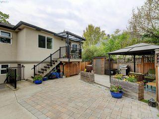 Main Photo: 610 Manchester Road in VICTORIA: Vi Burnside Half Duplex for sale (Victoria)  : MLS®# 410350
