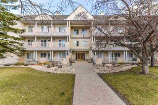 Main Photo: 305 11650 79 Avenue in Edmonton: Zone 15 Condo for sale : MLS®# E4156512