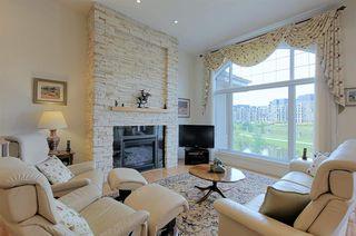 Photo 11: 6210 MAYNARD Point in Edmonton: Zone 14 House Half Duplex for sale : MLS®# E4156620