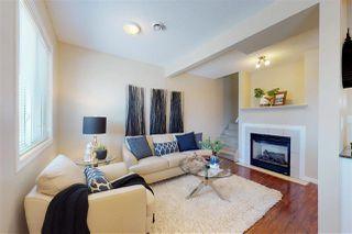 Photo 2: 108 166 BRIDGEPORT Boulevard: Leduc Townhouse for sale : MLS®# E4158539