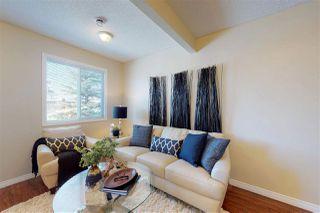 Photo 3: 108 166 BRIDGEPORT Boulevard: Leduc Townhouse for sale : MLS®# E4158539
