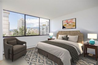 """Photo 5: 703 1725 PENDRELL Street in Vancouver: West End VW Condo for sale in """"STRATFORD PLACE"""" (Vancouver West)  : MLS®# R2378062"""