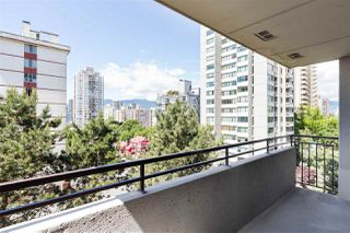 """Photo 8: 703 1725 PENDRELL Street in Vancouver: West End VW Condo for sale in """"STRATFORD PLACE"""" (Vancouver West)  : MLS®# R2378062"""