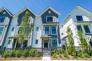 """Photo 1: 48 5940 176A Street in Surrey: Cloverdale BC Townhouse for sale in """"Crimson"""" (Cloverdale)  : MLS®# R2378326"""