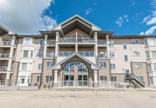 Main Photo: 327 612 111 Street in Edmonton: Zone 55 Condo for sale : MLS®# E4161565