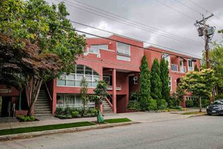 "Main Photo: 1235 W 7TH Avenue in Vancouver: Fairview VW Townhouse for sale in ""CASA ROSA"" (Vancouver West)  : MLS®# R2381184"