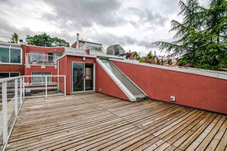 "Photo 13: 1235 W 7TH Avenue in Vancouver: Fairview VW Townhouse for sale in ""CASA ROSA"" (Vancouver West)  : MLS®# R2381184"