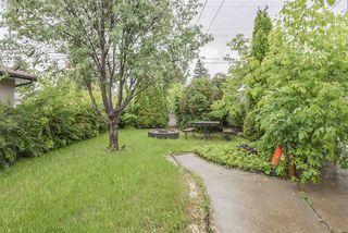 Photo 27: 11066 155 Street in Edmonton: Zone 21 House for sale : MLS®# E4162674
