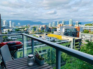 Photo 9: 1010 1708 COLUMBIA Street in Vancouver: False Creek Condo for sale (Vancouver West)  : MLS®# R2385188