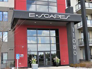 Photo 1: 407 11080 ELLERSLIE Road in Edmonton: Zone 55 Condo for sale : MLS®# E4164392