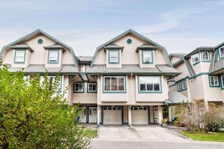 "Photo 1: 14 11165 GILKER HILL Road in Maple Ridge: Cottonwood MR Townhouse for sale in ""KANAKA CREEK ESTATES"" : MLS®# R2411499"