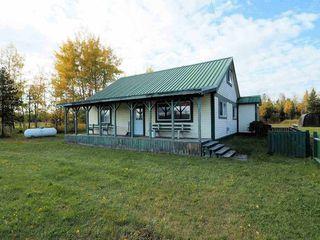 Main Photo: 2601 NORTH BONAPARTE Road in Bridge Lake: Bridge Lake/Sheridan Lake House for sale (100 Mile House (Zone 10))  : MLS®# R2437385