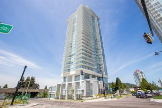 """Photo 1: 2605 652 WHITING Way in Coquitlam: Coquitlam West Condo for sale in """"MARQUEE-LOUGHEED HEIGHTS"""" : MLS®# R2470014"""