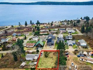 Photo 1: 5625 4th St in : CV Union Bay/Fanny Bay Land for sale (Comox Valley)  : MLS®# 850541