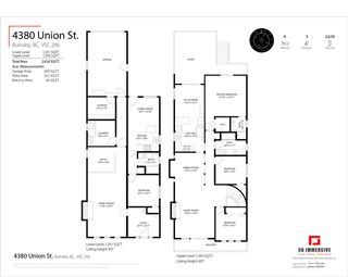 Photo 25: 4380 UNION Street in Burnaby: Willingdon Heights House for sale (Burnaby North)  : MLS®# R2505810
