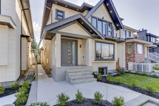 Main Photo: 4130 TRINITY Street in Burnaby: Vancouver Heights House for sale (Burnaby North)  : MLS®# R2506595