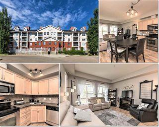Photo 1: 140 45 INGLEWOOD Drive: St. Albert Condo for sale : MLS®# E4217913