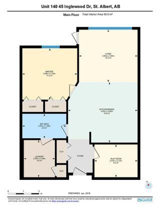 Photo 47: 140 45 INGLEWOOD Drive: St. Albert Condo for sale : MLS®# E4217913