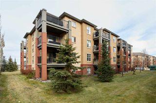 Main Photo: 417 11445 ELLERSLIE Road in Edmonton: Zone 55 Condo for sale : MLS®# E4220384