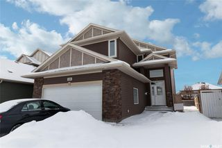 Main Photo: 206 Lewin Crescent in Saskatoon: Stonebridge Residential for sale : MLS®# SK834447
