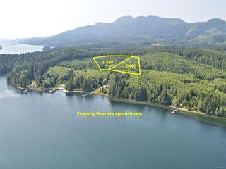 Photo 1: E-420 Quatsino Rd in : NI Port Hardy Land for sale (North Island)  : MLS®# 862758