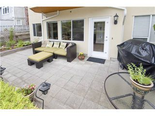 """Photo 2: 102 5626 LARCH Street in Vancouver: Kerrisdale Condo for sale in """"WILSON HOUSE"""" (Vancouver West)  : MLS®# V881806"""