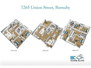 Photo 3: 7265 UNION Street in Burnaby: Simon Fraser Univer. House for sale (Burnaby North)  : MLS®# V893833