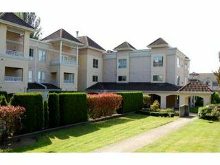 "Photo 1: 105 515 WHITING Way in Coquitlam: Coquitlam West Condo for sale in ""Brookside Manor"" : MLS®# V903579"