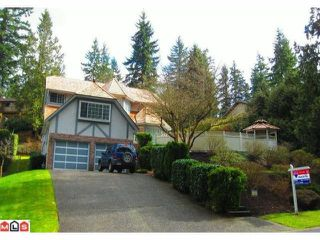 "Photo 1: 5850 237A ST in Langley: Salmon River House for sale in ""TIMBER HILLS"" : MLS®# F1206832"