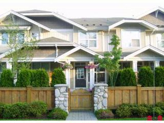"Photo 1: # 97 20460 66TH AV in Langley: Willoughby Heights Condo for sale in ""WILLOW EDGE"" : MLS®# F1201063"