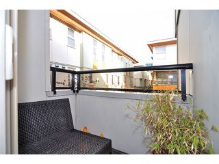 Photo 13: 29 638 W 6TH Avenue in Vancouver: Fairview VW Townhouse for sale (Vancouver West)  : MLS®# V1039662