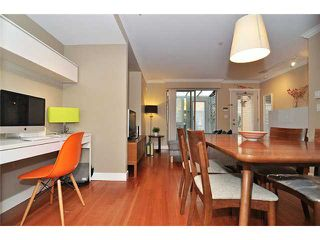 Photo 8: 29 638 W 6TH Avenue in Vancouver: Fairview VW Townhouse for sale (Vancouver West)  : MLS®# V1039662