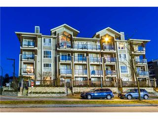 Photo 1: 106 2484 WILSON Avenue in Port Coquitlam: Central Pt Coquitlam Condo for sale : MLS®# V1042729