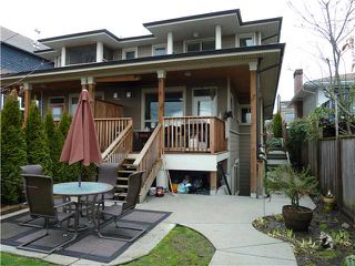 Photo 10: 317 E 5TH Street in North Vancouver: Lower Lonsdale House 1/2 Duplex for sale : MLS®# V1051265
