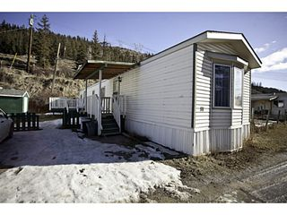 "Photo 1: 37 560 SODA CREEK Road in Williams Lake: Williams Lake - Rural North Manufactured Home for sale in ""COMER HILL MOBILE HOME PARK"" (Williams Lake (Zone 27))  : MLS®# N234092"