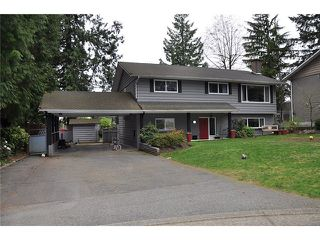 Photo 1: 2294 STANWOOD Avenue in Coquitlam: Central Coquitlam House for sale : MLS®# V1058690