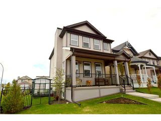 Photo 1: 84 SUNSET Heights: Cochrane Residential Detached Single Family for sale : MLS®# C3620062